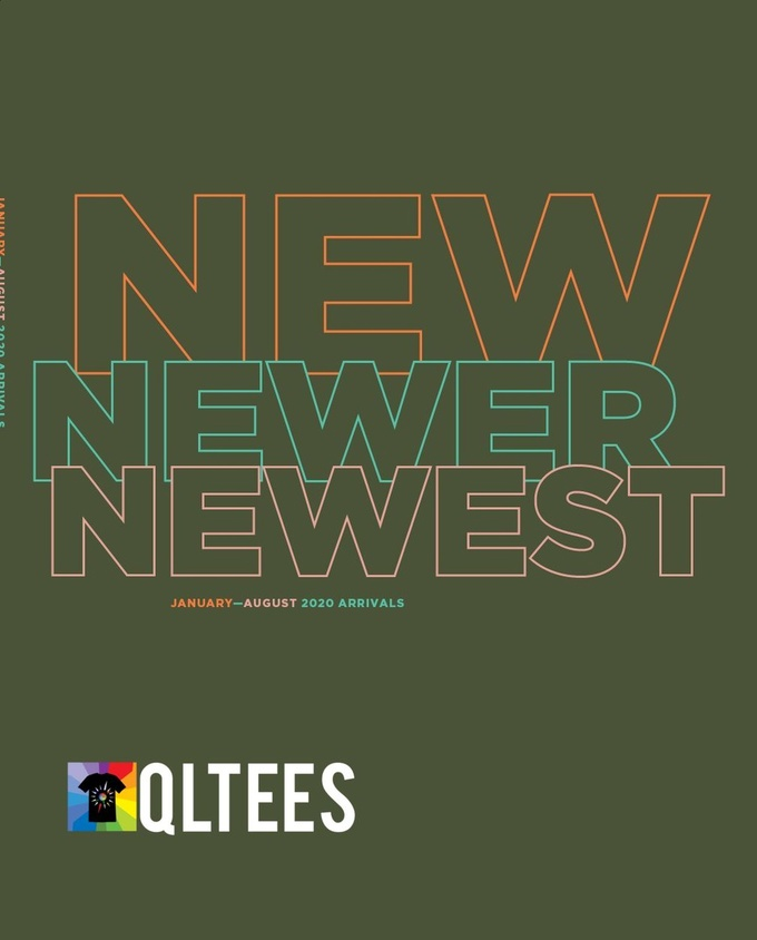 New Newer Newest Catalog